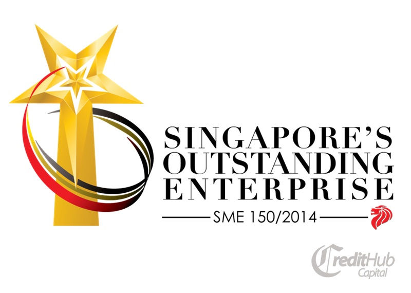 Credit Hub Capital - Singapore Outstanding Enterprise 2014