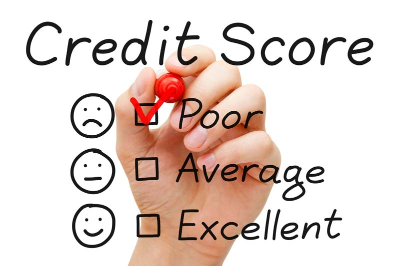 Bad Credit Score Personal Loan